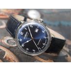 ツェッペリン ZEPPELIN 腕時計 7046-3 ヒンデンブルク クォーツ 40MM レザーベルト