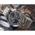 ツェッペリン ZEPPELIN 腕時計 7690M-2 100周年記念 クォーツ 42MM メタルベルト