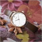 セイコー SEIKO 腕時計 SUR698J2 レディース スワロフスキークリスタル レザーベルト クォーツ (Cal 6N01)