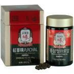 高麗人参 正官庄 紅参精丸ロイヤル(免税品) 168g/800粒×4瓶