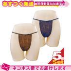 業務用 使い捨て 個包装 ペーパー Tバックショーツ(paper T back shorts) フリーサイズ x 5枚セット :ネコポス発送 当日出荷
