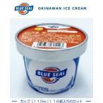 【カップ16個入2セット以上送料無料】ブルーシールアイスクリーム 業務用  マンゴー  カップアイス110ml 家庭用 イベント用 (16個入り)