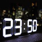 3DデザインのLEDデジタル時計 ...
