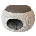 ペットベッド マット 犬 猫 ペット用ベッド ニット KETER コージーホーム イノセント