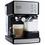 エスプレッソマシン コーヒー エスプレッソ カプチーノ カフェラテ カフェプリマ BVMCEM6601J