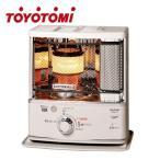 石油ストーブ おしゃれ 暖房器具 ストーブ 反射式石油ストーブ ダブルクリーンタイプ RC-S28G-W トヨトミ 節約