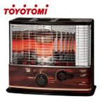 石油ストーブ おしゃれ 暖房器具 ストーブ 反射式石油ストーブ シングル燃焼・手回し点火タイプ RS-G300-M トヨトミ 節約