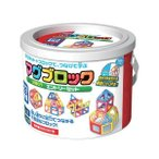 ブロック おもちゃ 子供 キッズ 子ども マグブロック MB01 エントリーセット TKZ61BW001 TKクリエイト