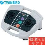 TWINBIRD フットマッサージャー EM-2705GY