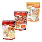 3種類のスープアソート(玉葱・フルーツトマト・玉葱クリーミースープ)   あじげん