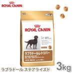 ロイヤルカナン 犬 正規品 ラブラドールレトリバー ステアライズド 3kg 避妊・去勢後 ドッグフード