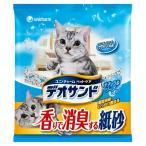 猫砂 デオサンド 香りで消臭する紙砂 5L ユニチャーム