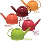 ツヤのあるフルーツカラー☆4色のカラフルピッチャー