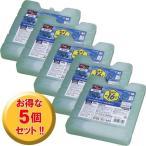 (5個セット)保冷剤ハード 急速冷却タイプ(Mサイズ) CKB-500M (まとめ割 まとめ買い/アイリスオーヤマ)