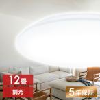 クーポンで6282円 LEDシーリングライト 12畳 調光 5200lm 5.0シリーズ CL12D-5.0 アイリスオーヤマ(あすつく)【24時間限定セール】