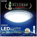 シーリングライト LED  8畳 アイリスオーヤマ 天井照明 薄型 おしゃれ 照明 リモコン 調光 CL8N-MFE メタルサーキット