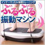 富士メディック ライフフィットトレーナー FA001 ぶるぶる 振動マシン インナーマッスル 体幹 トレーニング 全身 エクササイズ ダイエット 今だけおまけ付き