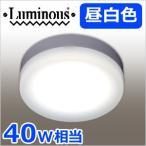 LED小型シーリングライト 昼白色 40W相当 TN-CLS-N 小型 LED照明 485lm 照明 ライト 引掛けタイプ ミニシーリングライト 省エネ エコ ルミナス
