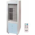 扇風機 冷風扇 タワー型 保冷剤パック 2個付き ミストファン タンク容量 3.8L 冷風機 送風機 タワーファン スウィングルーバー サーキュレーター ファン