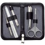 爪切り 匠の技 高級 日本製 爪切りセット 5点 つめきり 毛抜き 耳かき はさみ グルーミングキットSB G-3106