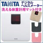 タニタ デジタルヘルスメーター HD-395-WH 1台