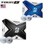 ゴルフボール 1ダース ブリヂストン ツアーB X XS TOUR B USモデル ダース ゴルフ用品 ゴルフ ブリヂストンスポーツ