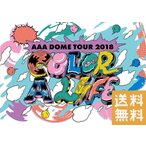 AAA DOME TOUR 2018 COLOR A LIFE  DVD2枚組