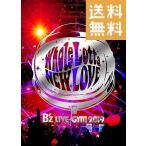 B'z LIVE-GYM 2019 -Whole Lotta NEW LOVE- ビーズ DVD