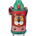 タイガー 水筒 サハラ 魔法瓶 MBR-B06G-RL ライオン 直飲み 人気 おしゃれ ステンレスボトル 保冷 マイボトル タイガー(TIGER) 子供水筒