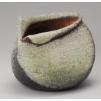 花瓶 陶器 信楽焼 花器 花入 古陶変形花入 花器 花入