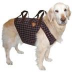 (大型犬用介護用品)着たままねんねのハニカム胴着