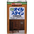 ペンキ 塗料 木部 油性 ステイン ニッペ オイルステイン 4L