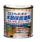 ペンキ 塗料 水性 木部保護 ウッドデッキ ニッペ 水性ウッディガード 0.2L
