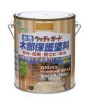 ペンキ 塗料 水性 木部保護 ウッドデッキ ニッペ 水性ウッディガード 0.7L