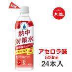 熱中対策水 カロリーゼロ ぶどう味 500ml×24本 赤穂化成 水分補給 熱中症対策