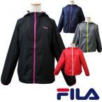 ウインドブレーカー ポケッタブルジャケット フィラ FILA レディース テニスウェア ランニングウェア フィットネスウェア