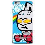 ウルトラマンシリーズ ウルトラセブン ズームトロピカル / for iPhone 6 Plus/Apple