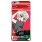 iPhone 6s Plus ケース iPhone 6s Plus カバー ブランド 【光沢なし】 ガッチャマンクラウズインサイト 「Opening-tsubasa(三栖立つばさ)」