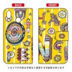 ZenFone 5 ZE620KL・ZenFone 5Z ZS620KL 手帳型ケース 若林夏 「decoration togo」