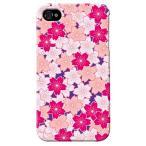 ショッピングiphone4s iphone4s カバー iPhone 4S ケース カバー 桜 さくら サクラ SAKURA 桜柄 桜ケース 桜カバー