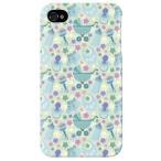 ショッピングiphone4s iphone 4s ケース iphone4s カバー アイフォン4s ベビーカー 哺乳瓶 babycar ブルーグリーン