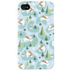 ショッピングiphone4s iphone 4s ケース iphone4s カバー アイフォン4s 白クマ ベア 熊 くまくん グリーン