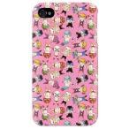 ショッピングiphone4s iphone 4s ケース iphone4s カバー アイフォン4s 覆面レスラー プロレス レスラー軍団 ピンク