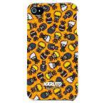 iPhone 4s 立 - ナルト iphone4s カバー iPhone 4S ナルト オールスターズ オレンジ
