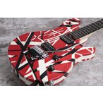 EVH / Wolfgang Special Red with Black and White Stripes【御茶ノ水本店】