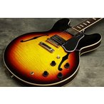 Gibson Memphis 2016 ES-335 Block Figured Top Sunset Burst Slim Neck ギブソン メンフィス セミアコ(S/N 11726750)【渋谷店】