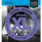 D'Addario / EXL115BT Balanced Tension Medium 11-50 エレキギター弦(池袋店)