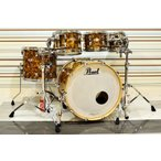 Pearl パール/ Reference Assembled in JAPAN 5 Pieces Drumset / Golden Yellow Abalone Finish 【タム・スタンド付き】【名古屋栄店】