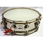 DW ディーダブリュー/ DW-SS 1455SD/STAIN/N Collector's STAINLESS STEEL Snares 14x5 ステンレススチール スネアドラム【梅田店】