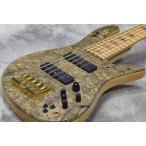 Fodera / Emperor Deluxe 5-strings Buckeye Burl Top 1-Piece Ash 【S/N:E54098D】【福岡パルコ店】